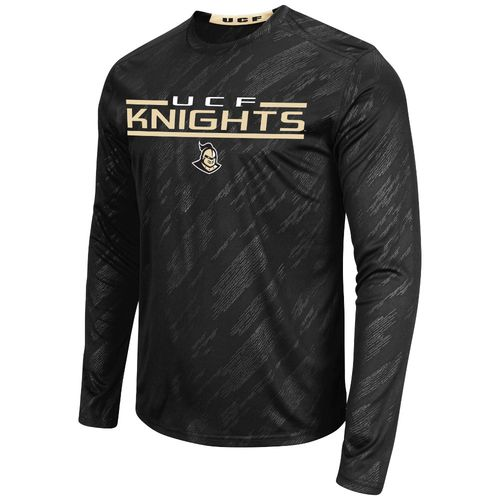 Colosseum Athletics™ Men's University of Central Florida Sleet Embossed Long Sleeve T-shirt
