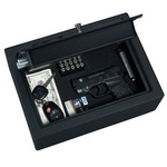 Stack-On Small Drawer Biometric Lock Safe - view number 3
