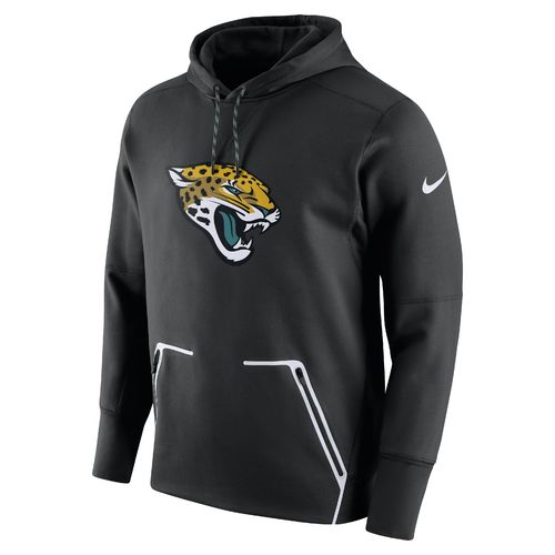 Nike Men's Jacksonville Jaguars Vapor Speed Fleece Hoodie