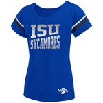 Colosseum Athletics™ Girls' Indiana State University Fading Dot T-shirt - view number 1