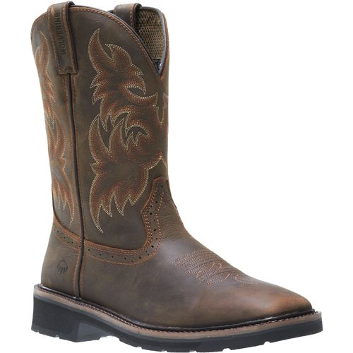 Wolverine Men's Rancher Wellington Work Boots - view number 2