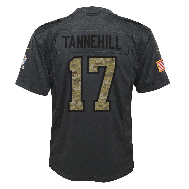 Nike™ Boys' Miami Dolphins Ryan Tannehill Salute to