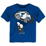 Reebok Toddlers' St. Louis Blues Hockey Dreams T-shirt