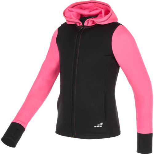BCG Girls' Performance Fleece Hoodie