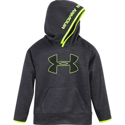 Under Armour Boys' Armour Fleece Twist Tech Pullover Hoodie