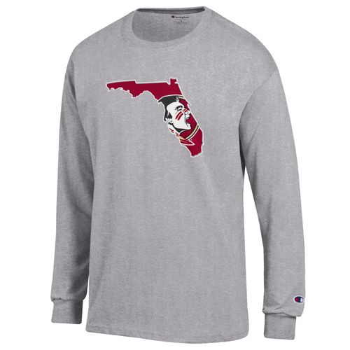 Champion™ Men's Florida State University Long Sleeve T-shirt