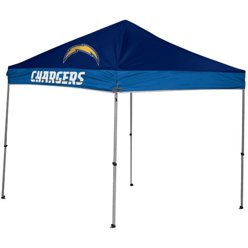 Coleman® San Diego Chargers 9' x 9' Straight-Leg Canopy