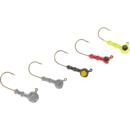 Mustad 45-Piece Panfish Jig Kit