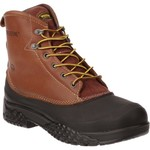 Wolverine Men's Swamp Monster Steel-Toe Lace Work Boots - view number 2