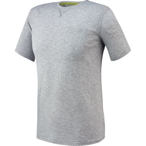 Display product reviews for Magellan Outdoors Men's Cedar Creek Crew Solid Hang T-shirt