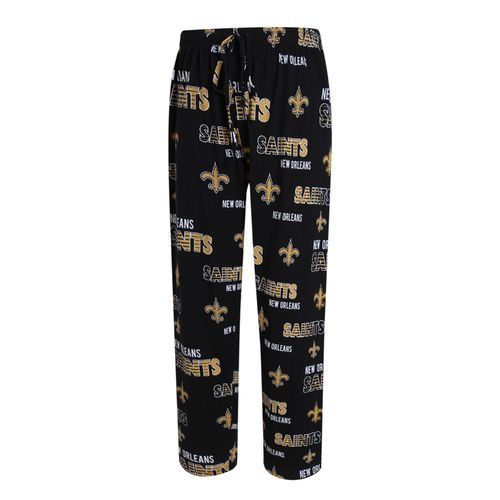 Concepts Sport™ Men's New Orleans Saints Sweep Sleep Pant