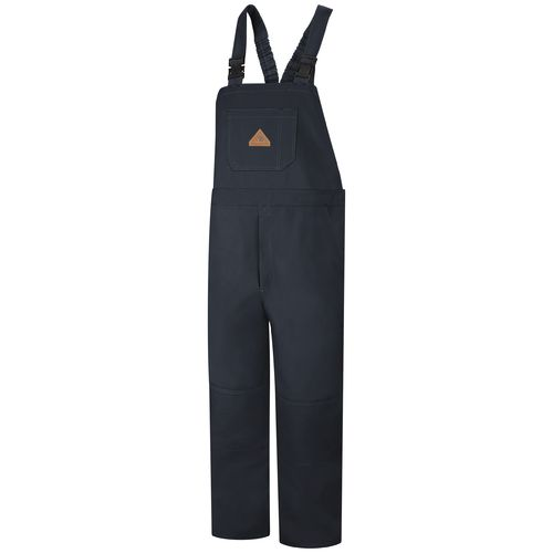 Bulwark Men's Flame Resistant Duck Unlined Bib Overall - view number 1