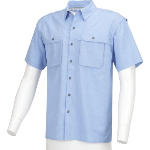 Display product reviews for Magellan Outdoors Men's Backcountry Heather Short Sleeve Fishing Shirt