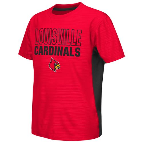 Colosseum Athletics™ Youth University of Louisville In the Vault Cut and Sew T-shirt