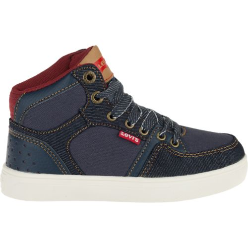 Levi's™ Boys' Sutton Check Denim Shoes