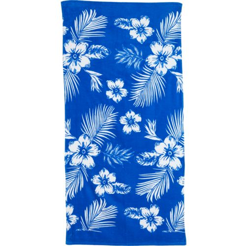 O'Rageous Kids' Hibiscus Beach Towel