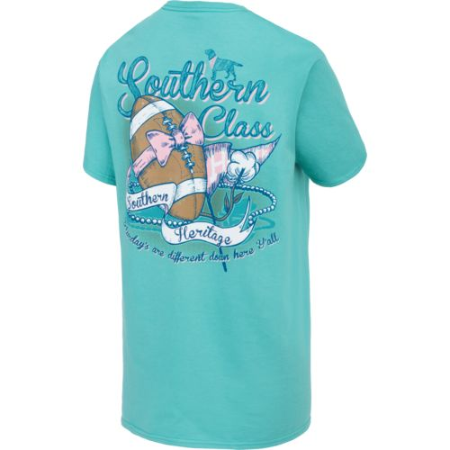 Southern Heritage Women's Short Sleeve Pocket T-shirt