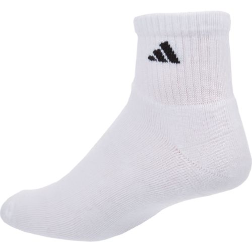 adidas Men's climalite Quarter Socks - view number 2