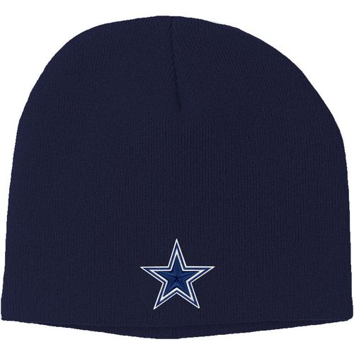 Dallas Cowboys Boys' Basic Cuffless Knit Hat