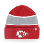 '47 Kansas City Chiefs Baniff Cuff Knit Cap - view number 1
