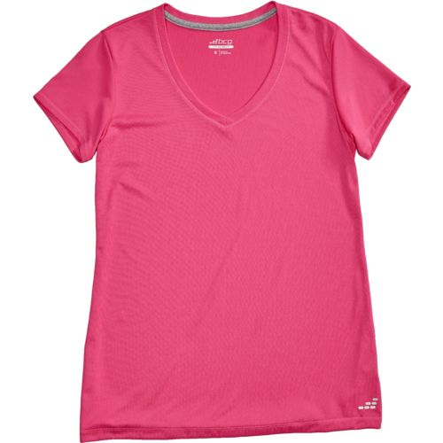BCG Women's Technical Short Sleeve V-neck Top - view number 4