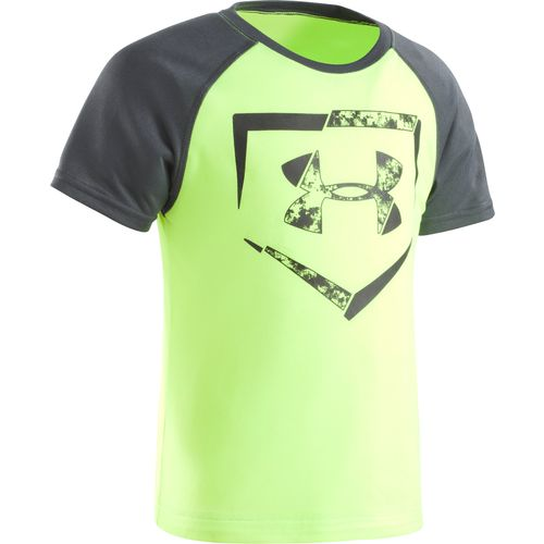 Under Armour Boys' Home Plate Raglan Short Sleeve T-shirt