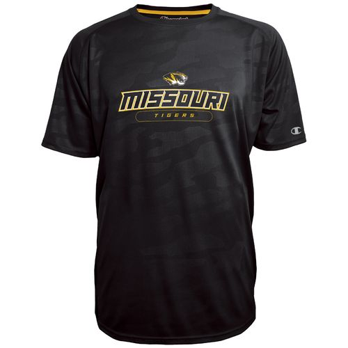 Champion™ Men's University of Missouri Impact Embossed T-shirt