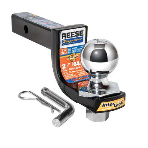 Reese 1.25 in Hitch Starter Kit - view number 1