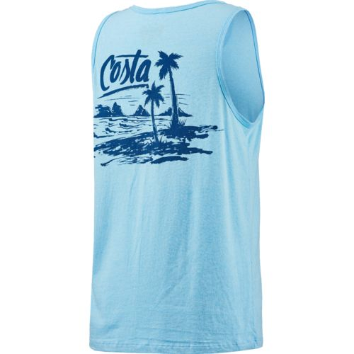 Costa Del Mar Men's Beachside Sky Tank Top - view number 2