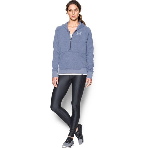 Under Armour Women's Favorite Fleece 1/2 Zip Hoodie