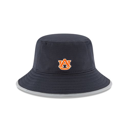 New Era Men's Auburn University Team Training Bucket Hat - view number 2