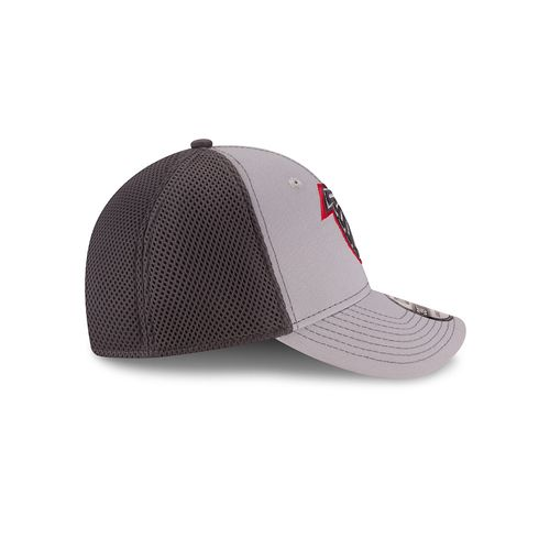 New Era Men's Atlanta Falcons 39THIRTY Grayed Out Neo Cap - view number 5