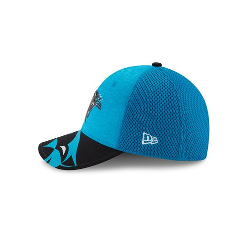 New Era Men's Carolina Panthers 39THIRTY NFL17 On Stage Cap - view number 4