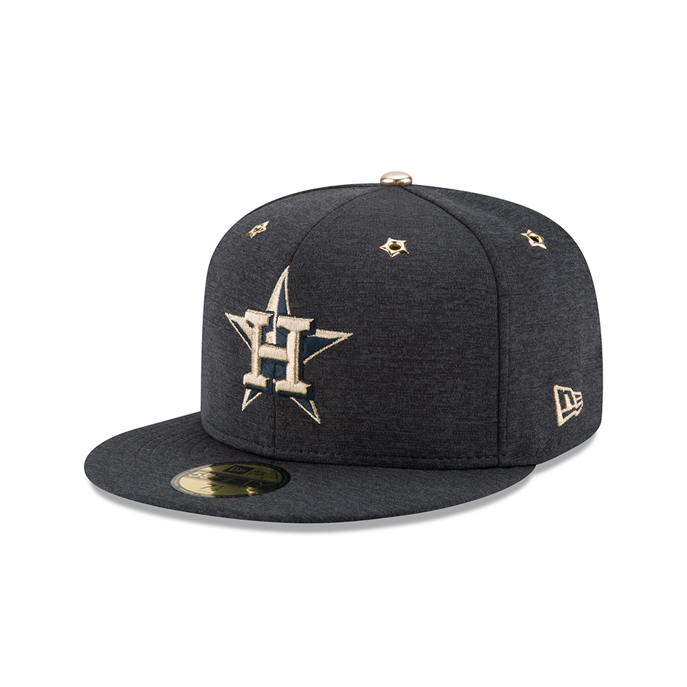 New Era Men's Houston Astros All-Star Game '17 Patch 59FIFTY Cap