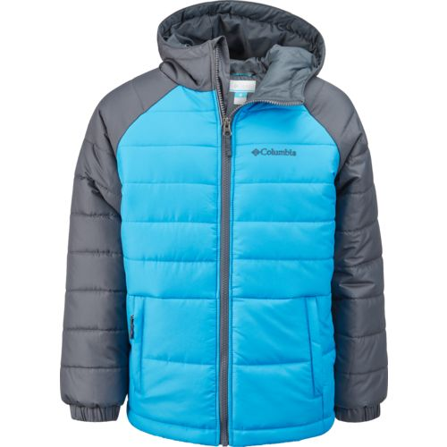 Columbia Sportswear Boys' Tree Time Puffer Jacket