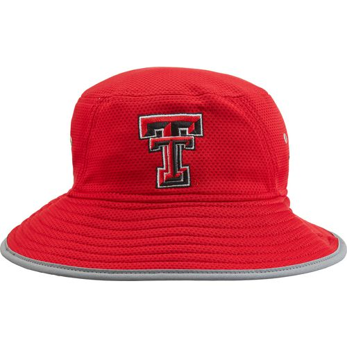 New Era Men's Texas Tech University Team Training Bucket Hat