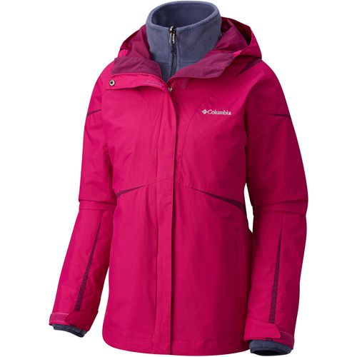 Columbia Sportswear Women's Plus Size Blazing Star Interchange Jacket