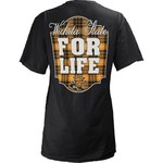 Three Squared Juniors' Wichita State University Team For Life Short Sleeve V-neck T-shirt - view number 1