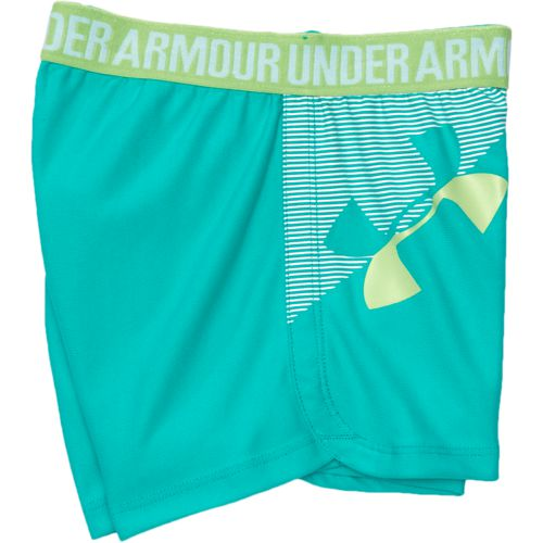 Under Armour Toddlers' Play Up Short