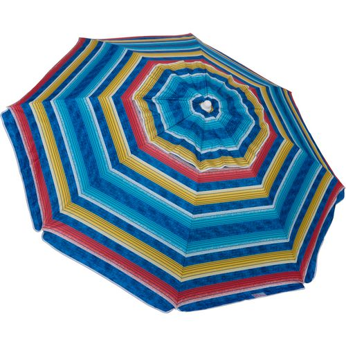 RIO Beach 7' Umbrella with Sand Anchor