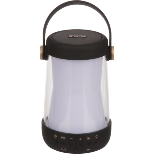 iHome Portable Splashproof Color-Changing Lantern Speaker