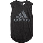 adidas Women's Winners Muscle Tank Top - view number 4