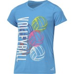 BCG Girls' Volleyball Graphic Short Sleeve T-shirt - view number 3