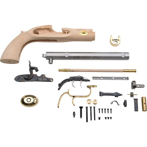 Traditions Trapper .50 Sidelock Black Powder Pistol Kit - view number 1