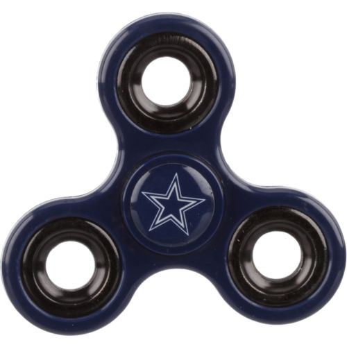 Forever Collectibles Dallas Cowboys Diztracto 3-Way Spinnerz Toy