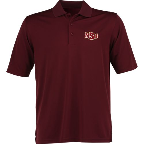 Antigua Men's Midwestern State University Exceed Polo Shirt