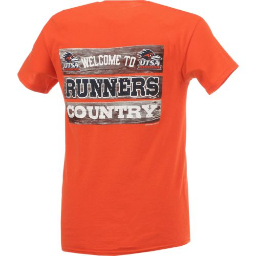 New World Graphics Men's University of Texas at San Antonio Welcome Sign T-shirt - view number 2
