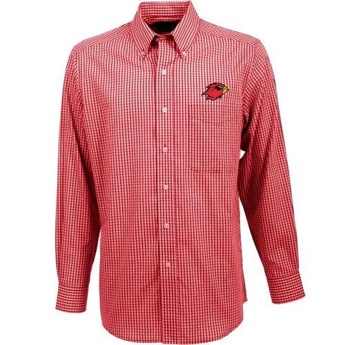 Antigua Men's Lamar University Associate Long Sleeve Dress Shirt