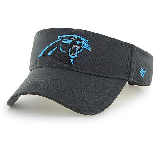 '47 Men's Carolina Panthers Defiance Visor - view number 1
