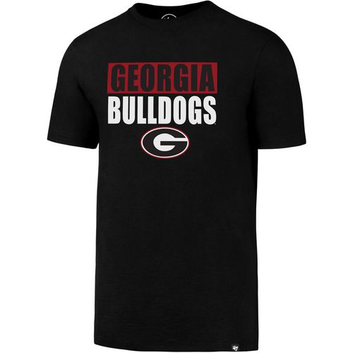 '47 University of Georgia Stacked Splitter T-shirt - view number 1